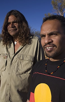 Land rights for indigenous australians 4